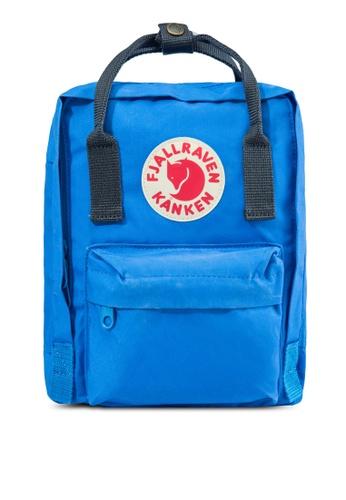 afcfc0b60 Fjallraven Kanken blue UN Blue-Navy Kanken Mini Backpack FJ859AC74CSNSG_1