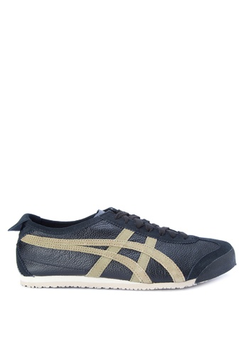 Onitsuka Tiger navy Mexico 66 Vin Sneakers ON625SH0JLTUPH_1