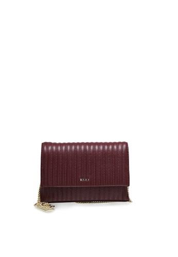 DKNY brown DKNY Women Amelia Flap Crossbody Bag 2B72BACB75C772GS_1