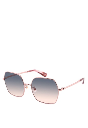 Kate Spade pink Eloy/F/S Sunglasses EBE71GL900561AGS_1