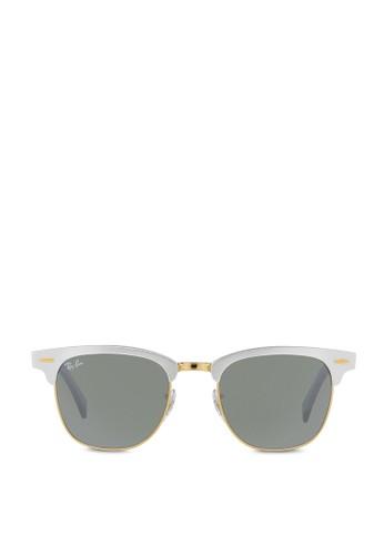 Clubmaster 偏光太陽眼鏡, 飾品配件, 飾品zalora開箱配件