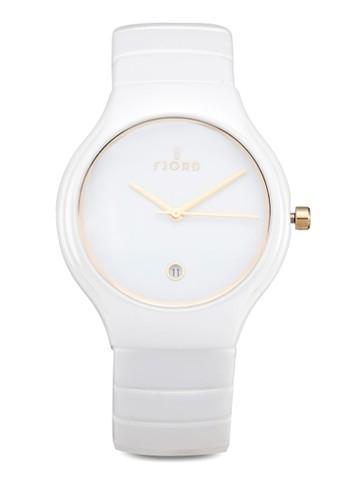 Bolle 素面陶瓷腕錶, 錶類,esprit 兼職 休閒型