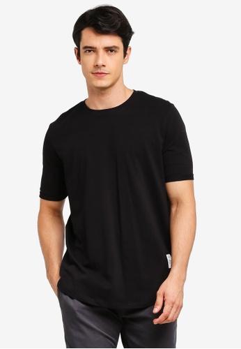 SPARROW GREEN 黑色 圓領T恤 9AD36AA2B16940GS_1