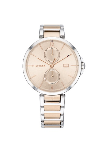 Tommy Hilfiger gold Tommy Hilfiger Rose Gold Women's Watch (1782127) AA388AC100A000GS_1