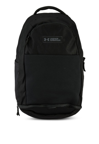 Under Armour black UA Recruit 3.0 Backpack C54F2ACBC9EA4FGS_1