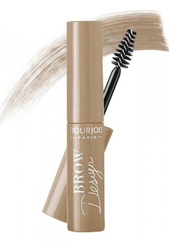 Bourjois brown Brow Design Mascara 001 Blond F3512BE4E95D04GS_1