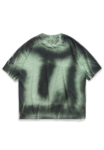 Twenty Eight Shoes Handmade Painted Oversize T-shirt 1137S20 EA4F8AA1671FE5GS_1