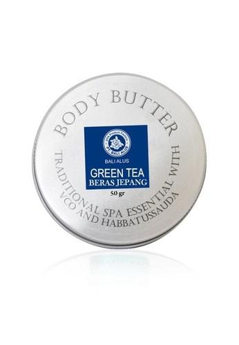 Bali Alus Bali Alus Body Butter 50 gr Green Tea Beras Jepang (set of 3) 9E08BESFE3FFC1GS_1