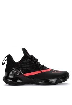 b5e792381 PEAK black Tony Parker Tp6 Basketball Shoes EC074SHB0748C8GS 1