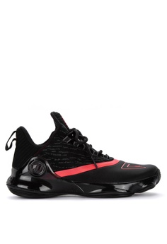 06c6ec9a94dc32 PEAK black Tony Parker Tp6 Basketball Shoes EC074SHB0748C8GS 1