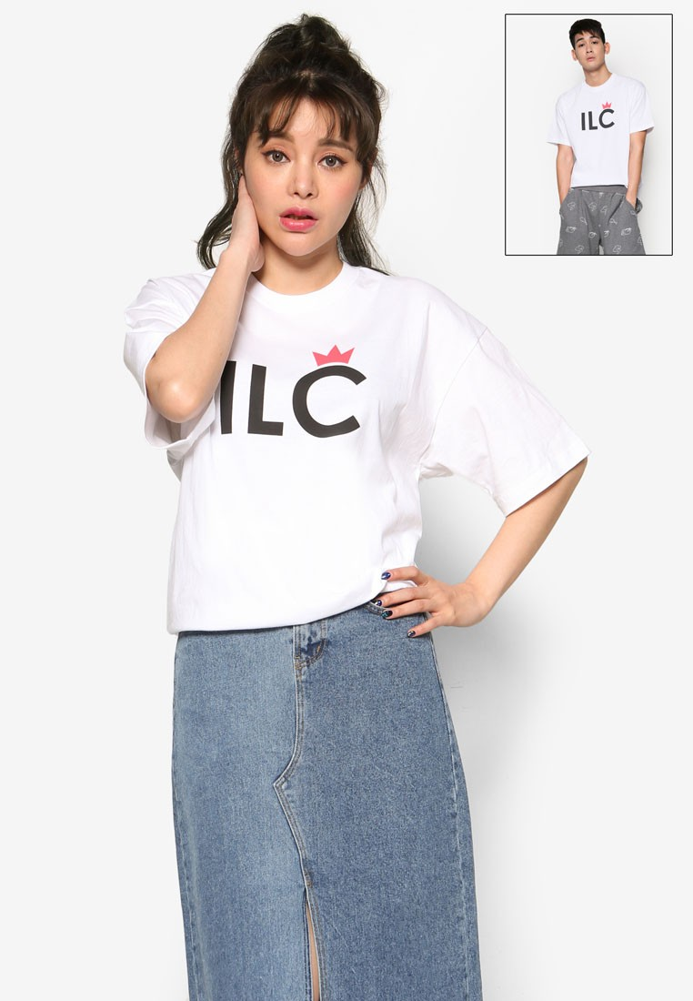 ILC Logo Tee Short Sleeve T-Shirt