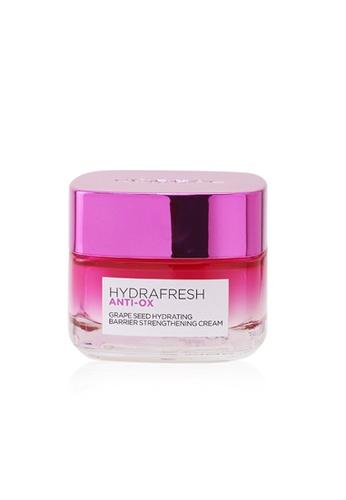 L'Oréal L'ORÉAL - Hydra Fresh Anti-Ox Grape Seed Hydrating Barrier Strengthening Cream 50ml/1.7oz 54212BE09D034FGS_1