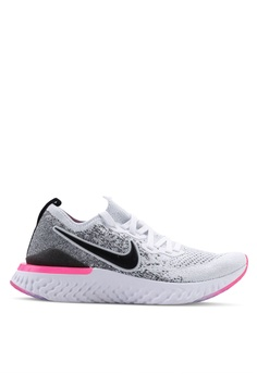 81405e941d Nike white Nike Epic React Flyknit 2 Shoes CD0CASH3E1A090GS_1