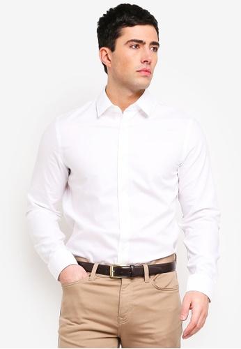 Buy Banana Republic Slim-Fit Non-Iron Shirt Online on ZALORA Singapore d8446a9a6de8a