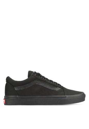 VANS black Core Classic Old Skool Sneakers VA142SH24UNZMY_1