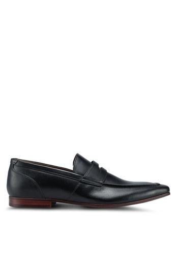 ALDO black Madolian Loafers 0AC17SH76B398AGS_1