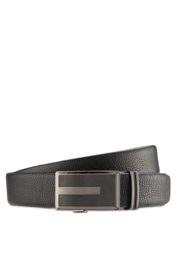 Smooth Leather Belt Witzalora 衣服尺寸h Automatic Buckle, 飾品配件, 飾品配件