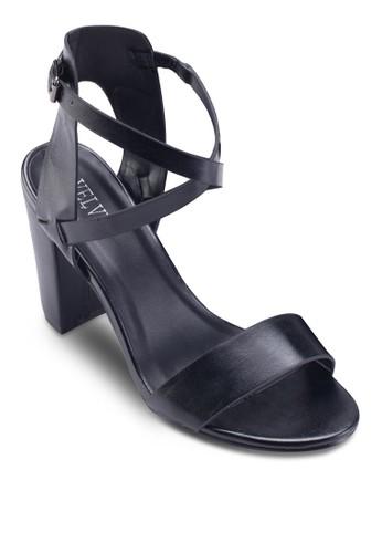 Stephanie Strappy Heels, 韓系esprit旗艦店時尚, 鞋