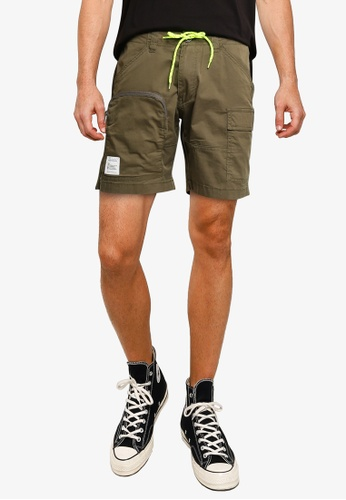 SPARROW GREEN green NOA Shorts 58474AA1603B6FGS_1