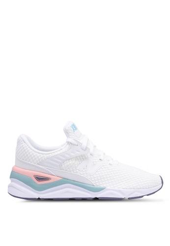 New Balance 白色 運動鞋 29EFESH119B84CGS_1