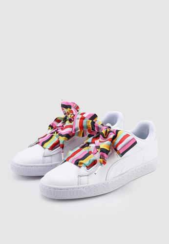 Select Basket Heart Gen Hustle Women's Shoes