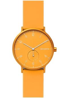 1a1cdd601f6 Skagen yellow Aaren Kulor Watch SKW6510 548FCACA0CBB41GS_1