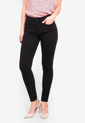ICHI black Paloma Flash Jeans 81177AA3D7A6ACGS_1