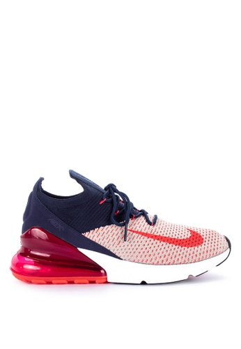 free shipping f75d4 0ae8d Shop Nike W Air Max 270 Flyknit Shoes Online on ZALORA Philippines