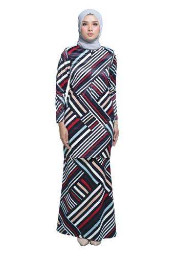 HENG KURUNG from Gaffronasir in black and white and red_1