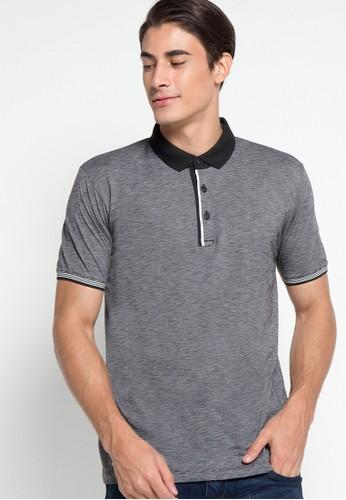Cressida grey Fashion Polo CR235AA55WRGID_1