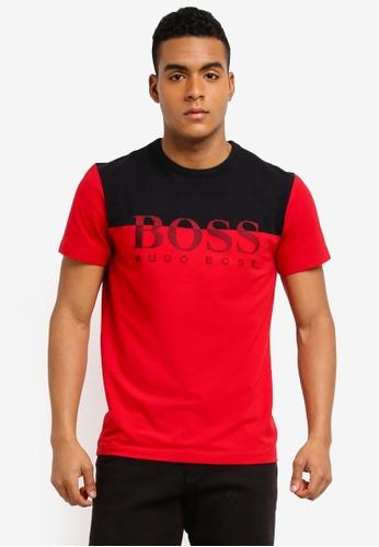 BOSS red Tee 5 - Boss Athleisure BO517AA0STYWMY_1