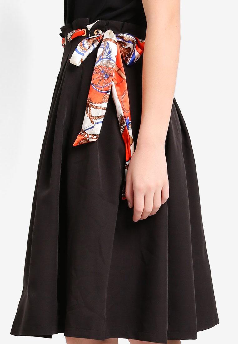 Gisele Angeleye Skirt Angeleye Skirt Skirt Angeleye Gisele Gisele Black Black qwgUCx