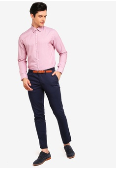 becefcf79e 51% OFF Selected Homme Long Sleeve Dobby Shirt S$ 109.90 NOW S$ 54.30 Sizes  S M L XL