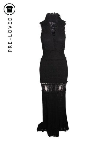 Carisa René black Pre-Loved carisa rene Black Evening Dress 81DCDAA1DC1C0AGS_1