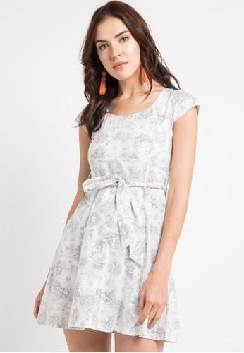 Just Jo Design white Audrey Dress 49304AA2AE7E00GS_1
