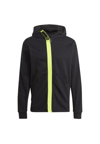 ADIDAS black adidas adidas Sportswear Innovation Motion Full-Zip Hoodie C54A2AA9084D89GS_1