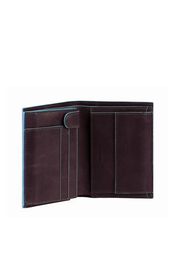 Piquadro red Men's Wallet Vertical PI261AC15WFWPH_1