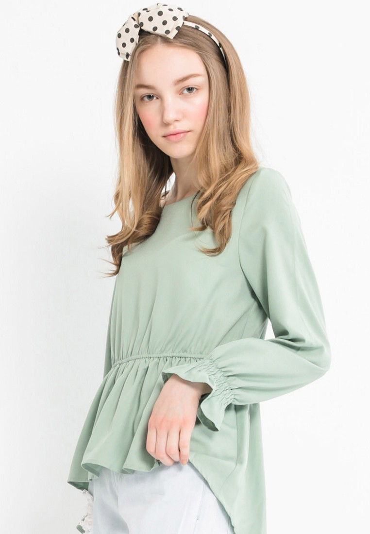 Romantic Conjecture High Low Top