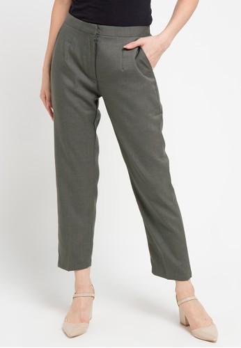 Contempo grey Laora Pants BE8C2AA21221C1GS_1
