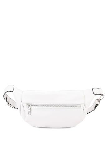 Keddo white Rowan Belt Bag 482CBACD9FDE79GS_1