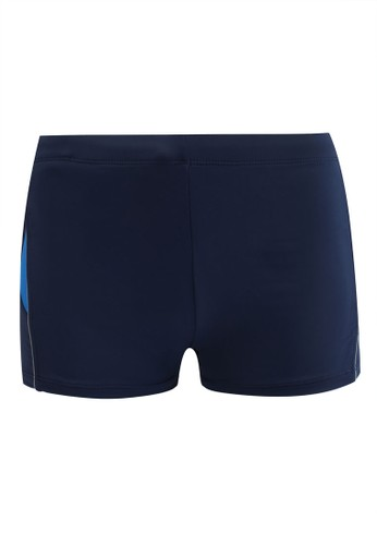 Funfit blue and navy Square-Cut Jammers 6B8AEAAA6963E3GS_1