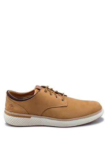 Gutscheincodes attraktiver Stil retro Cross Mark Plain Toe Oxford Shoes