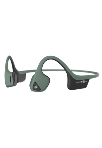 AFTERSHOKZ green AfterShokz Air Bone Conduction Headphones. 6BE2AES3794179GS_1
