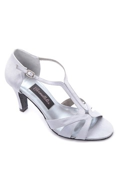 T-Strap Dancing Shoes High Heels