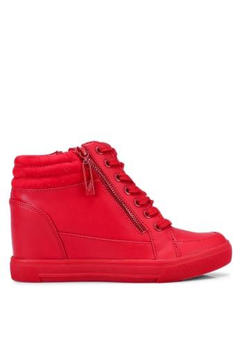 ALDO 紅色 Aeladda 運動鞋 06F98SHE1ACE53GS_1
