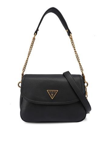 Guess black Destiny Shoulder Bag 181E7AC4B01CE1GS_1