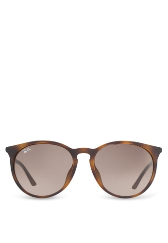 Ray-Ban brown RB4274F Sunglasses RA896GL12WDVMY_1
