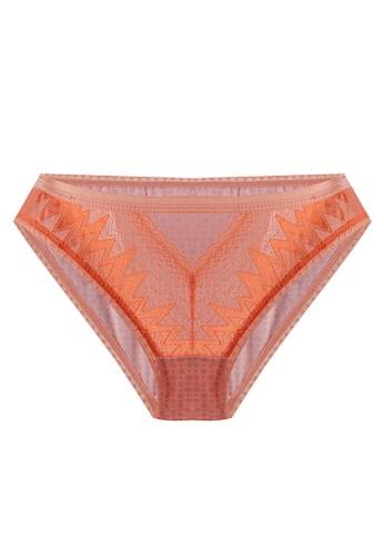 LAVABRA Intimates orange Very Sexy Panty - Clara Sexy Lace Microfiber Bikini Panty LA387US64SLNID_1