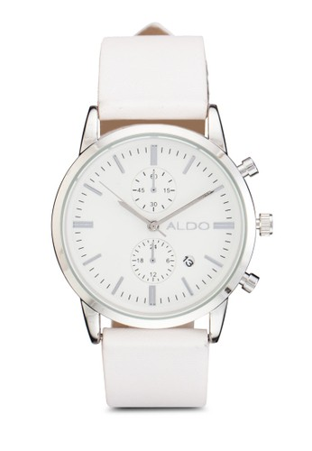 Netherhill 日期顯示esprit門市地址圓框手錶, 錶類, 女裝手錶