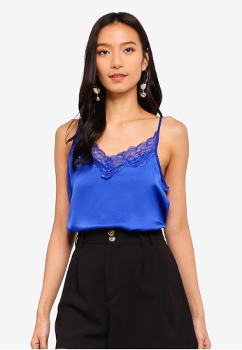 22ce84f856b4f Buy JACQUELINE DE YONG Appa Lace Singlet Online on ZALORA Singapore
